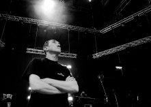 Backstage logistics | Montage de scène concert Marseille